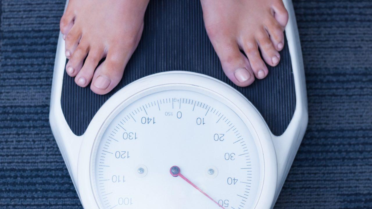 semn de pierdere în greutate