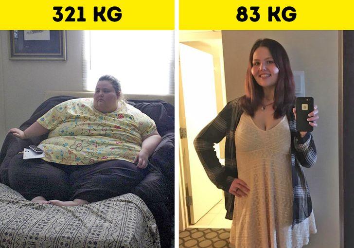 83 kg pierde in greutate eu nu pot pierde în greutate
