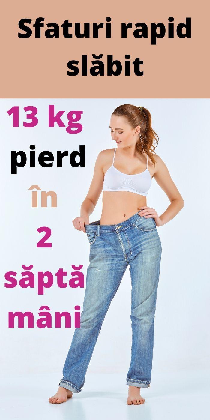 45 kg pierd in greutate