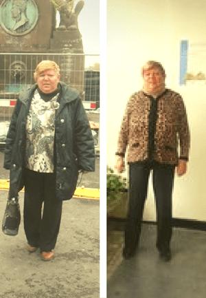30 kg povești de succes în pierderea în greutate banda de slabire
