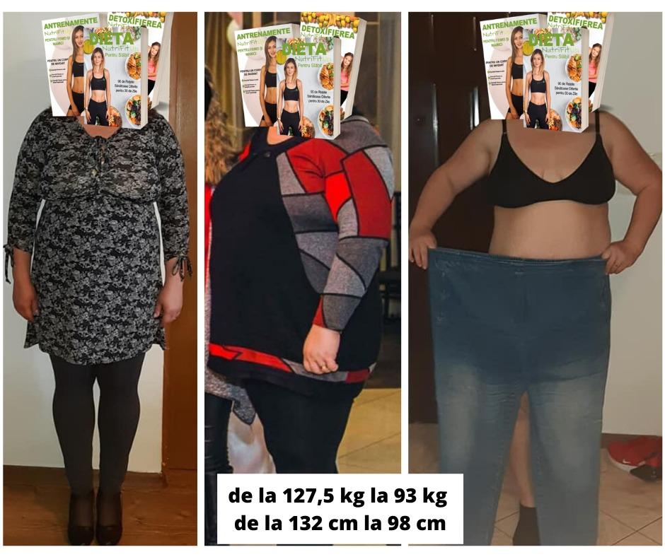 povestiri recente de succes în pierdere în greutate