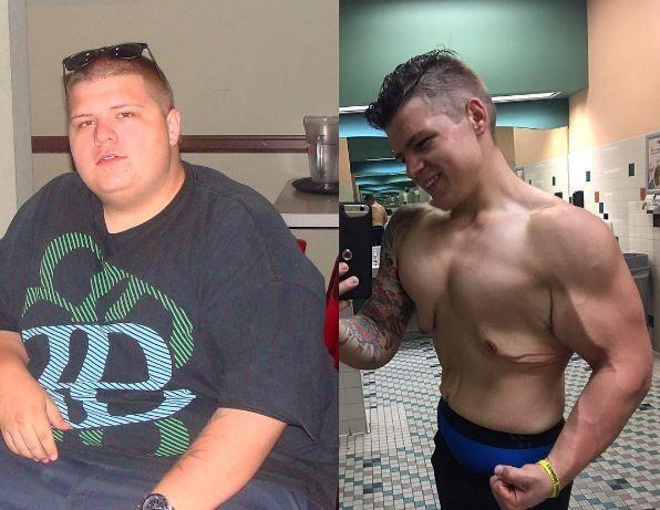 s-a străduit să piardă în greutate