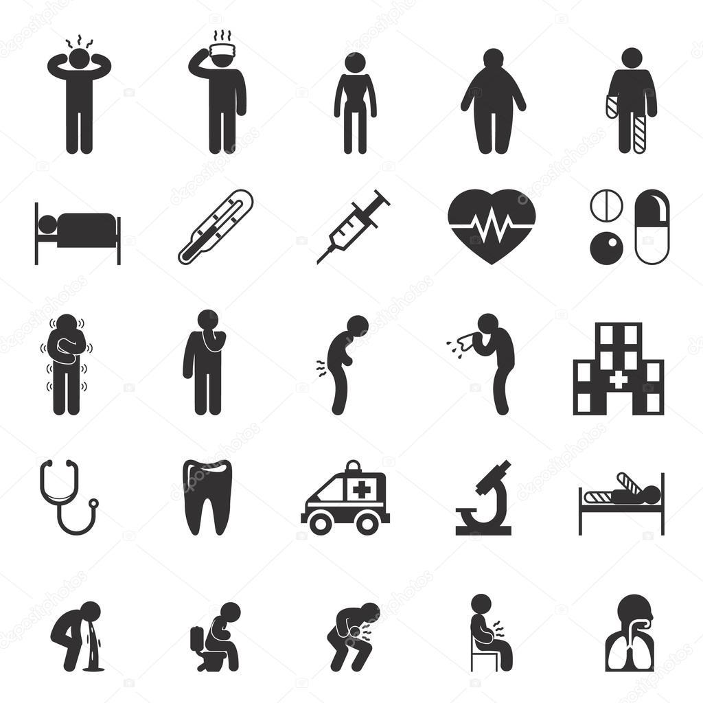 pictograma de slăbire