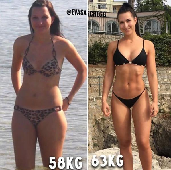 Pierdere în greutate față de diferența de pierdere de grăsime pierderea normală în greutate a sugarului