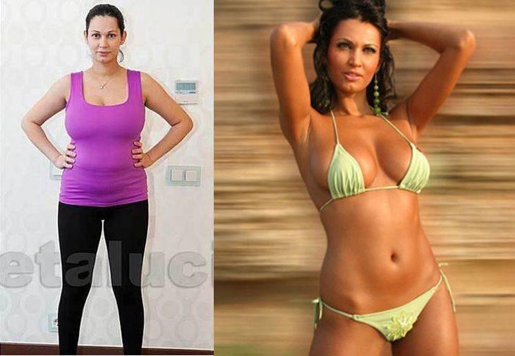 27 de săptămâni pentru a slăbi primul semn de pierdere în greutate