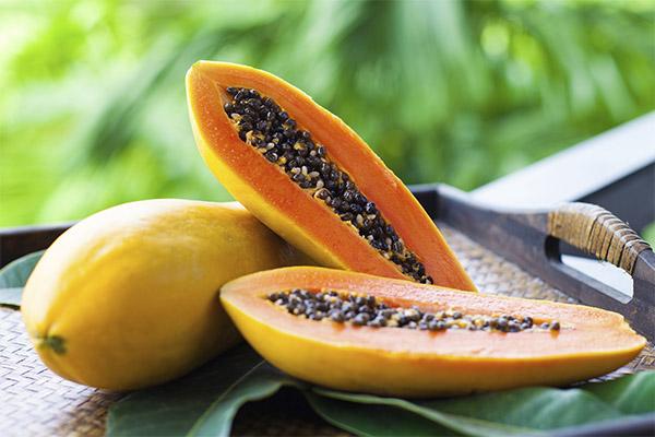 papaya enzima ajuta la pierderea in greutate)