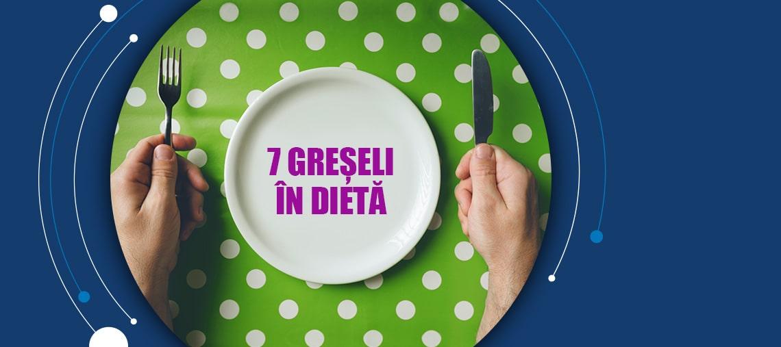 Greșeli comune de pierdere în greutate pentru a evita