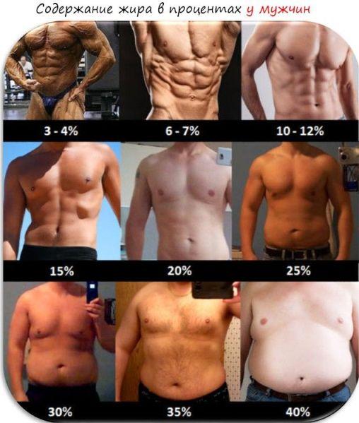 Pierde 6 la sută grăsime corporală. presupunem că pierderea în greutate pentru prima lună
