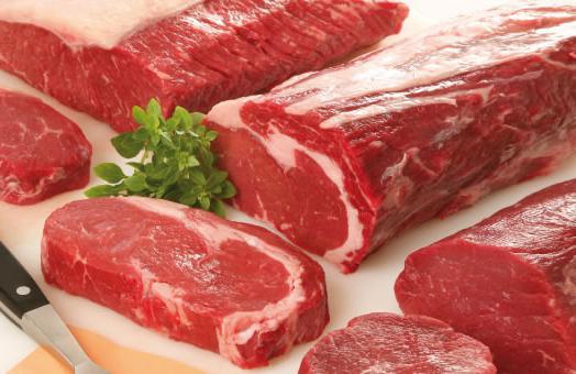 elimina carnea de vită grasă