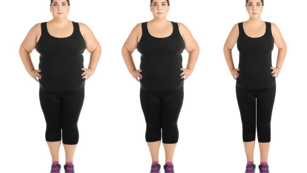 slăbește în 2 luni forma corpului se schimbă odată cu pierderea în greutate