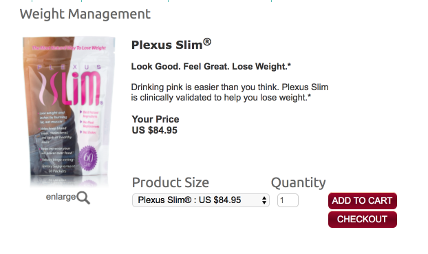 poți să pierzi în greutate cu plexus slim)
