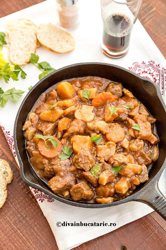 Rețete sănătoase cu carne de vită pentru prânz și cină