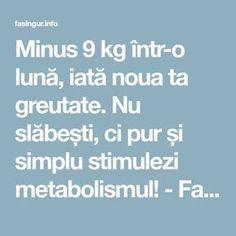 pierderea în greutate ideală în kg pe lună