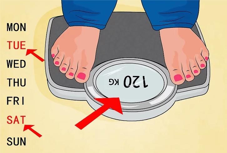 masând grăsimea pentru a pierde în greutate