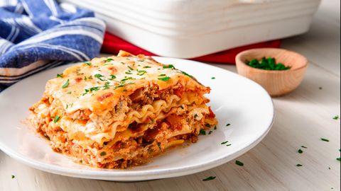 lasagna pentru pierderea în greutate)