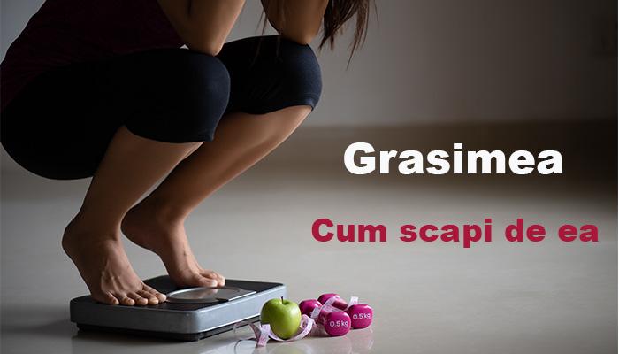 Ca o modalitate dovedită de a pierde in greutate de fata