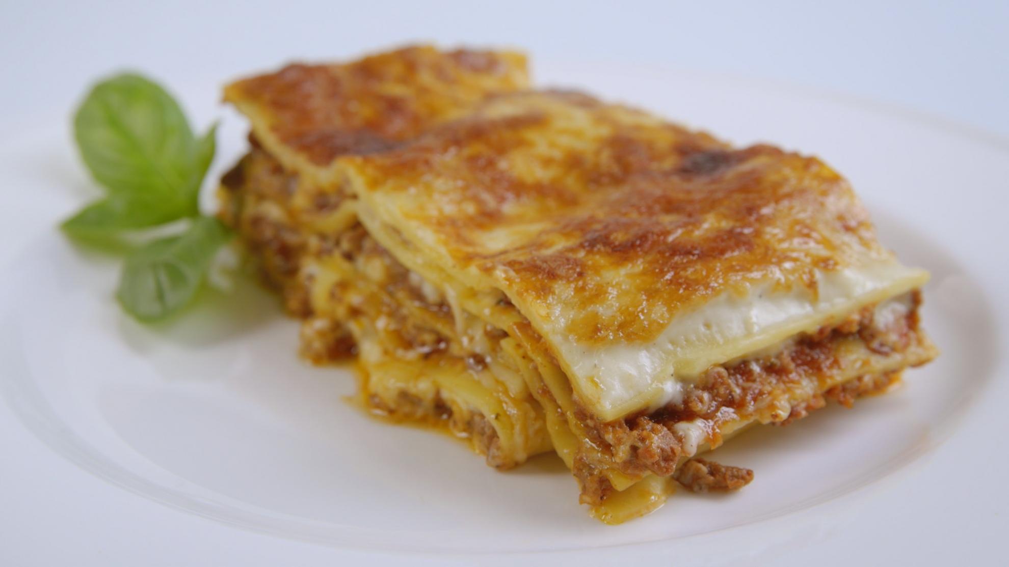 lasagna pierderea în greutate