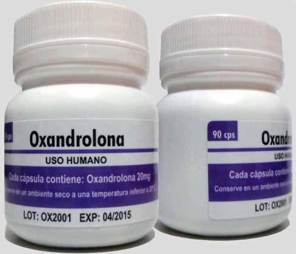 pierderea de grăsimi oxandrolone