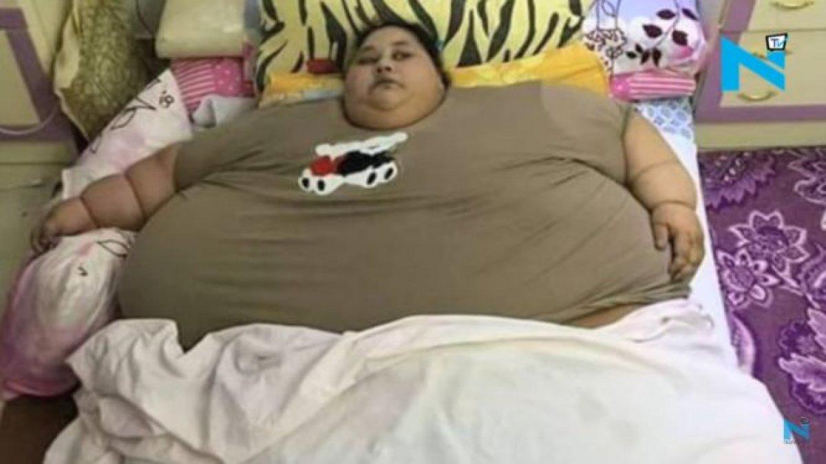cea mai grea femeie din scăderea în greutate din lume