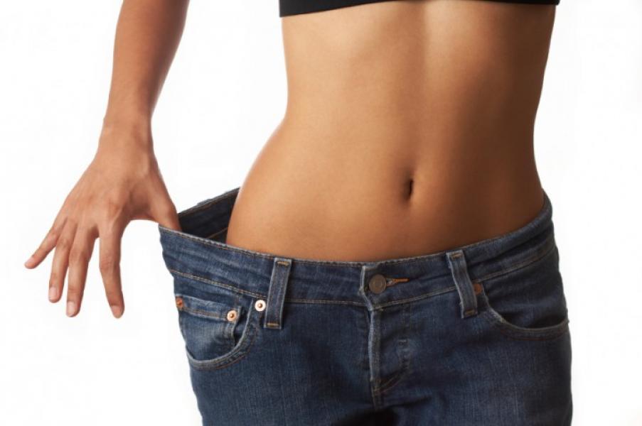încercarea de a pierde în greutate se simte umflat