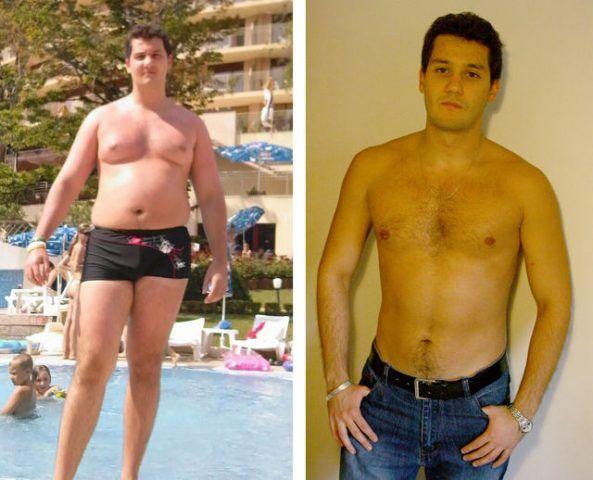 Ewot și pierderea în greutate
