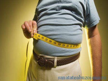 scăderea greutății corporale
