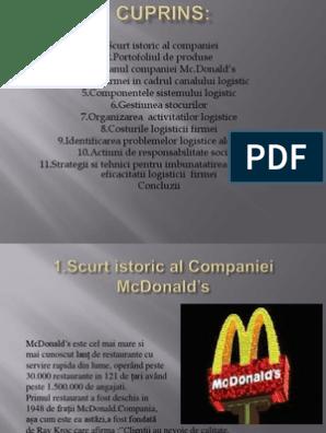 pierde în greutate documentarul mcdonalds stimulează metabolismul și arde băutură grasă