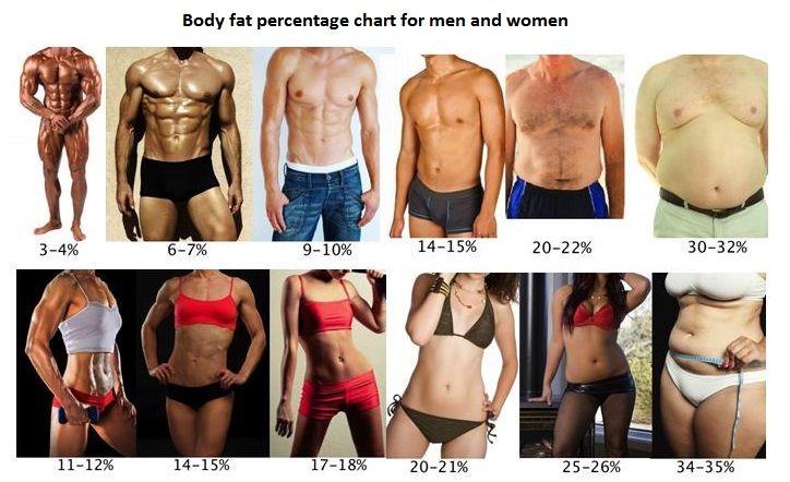 arde sănătatea bărbaților de grăsime corporală