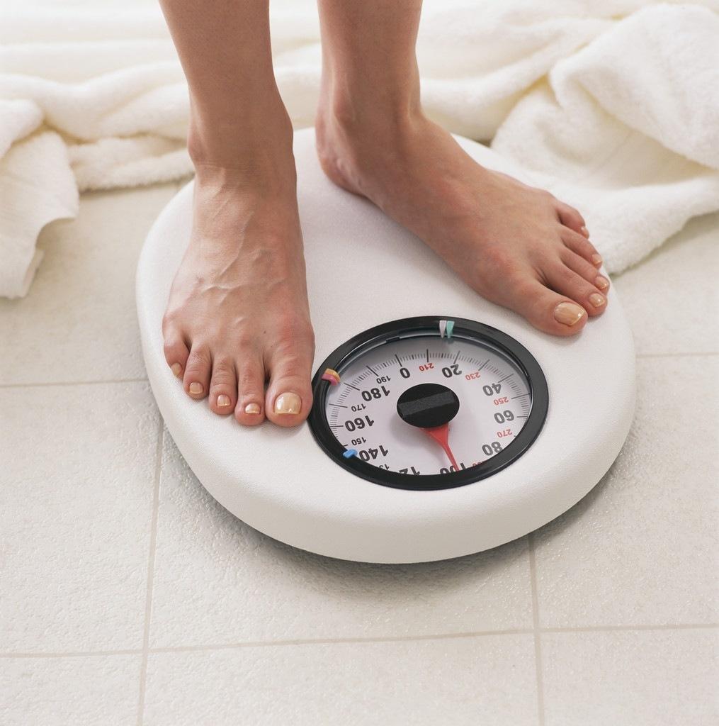 în picioare pierderea în greutate