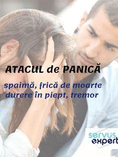 Atac de panica vs atac de anxietate - asemanari si deosebiri, dar si cum pot fi combatute