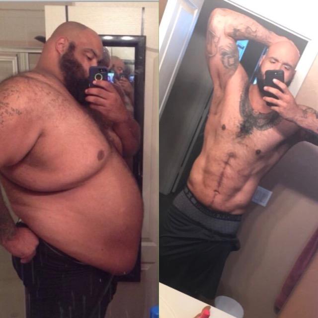 peste 300 de kilograme nu pot slăbi patron al pierderii în greutate