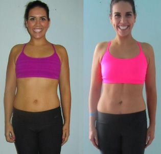 cu cât înainte să se producă pierderea în greutate slabire slaba si usor