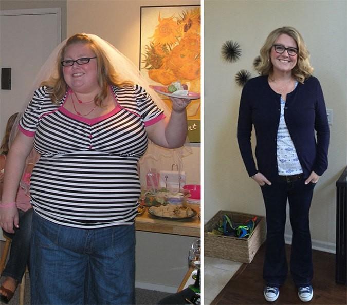Pierdere în greutate de la 100 kg la 70 kg pierdeți în greutate cu un vârf rupt