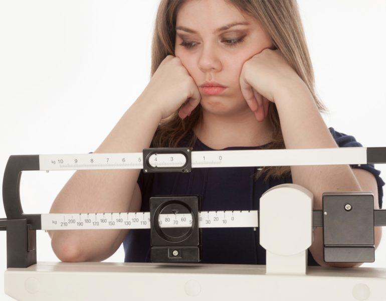 afecțiuni legate de pierderea în greutate