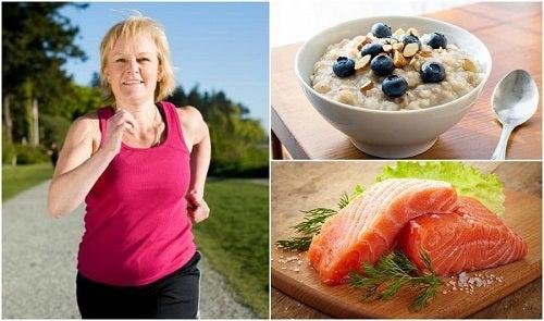 cum pierdeți în greutate menopauză