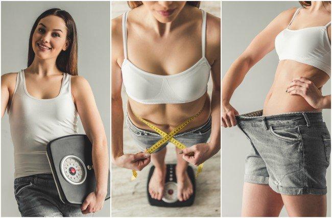 cum să slăbești peste toată greutatea corporală