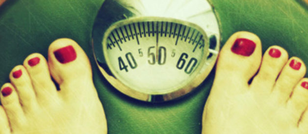 O schimbare în greutate vă poate afecta perioada?