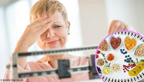 dificil de slăbit în menopauză băuturi naturale care ard grăsimi