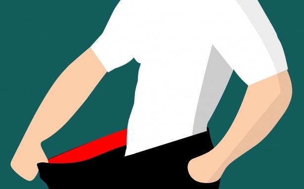 ilustrație de pierdere în greutate peste 40 de pierderi în greutate masculină