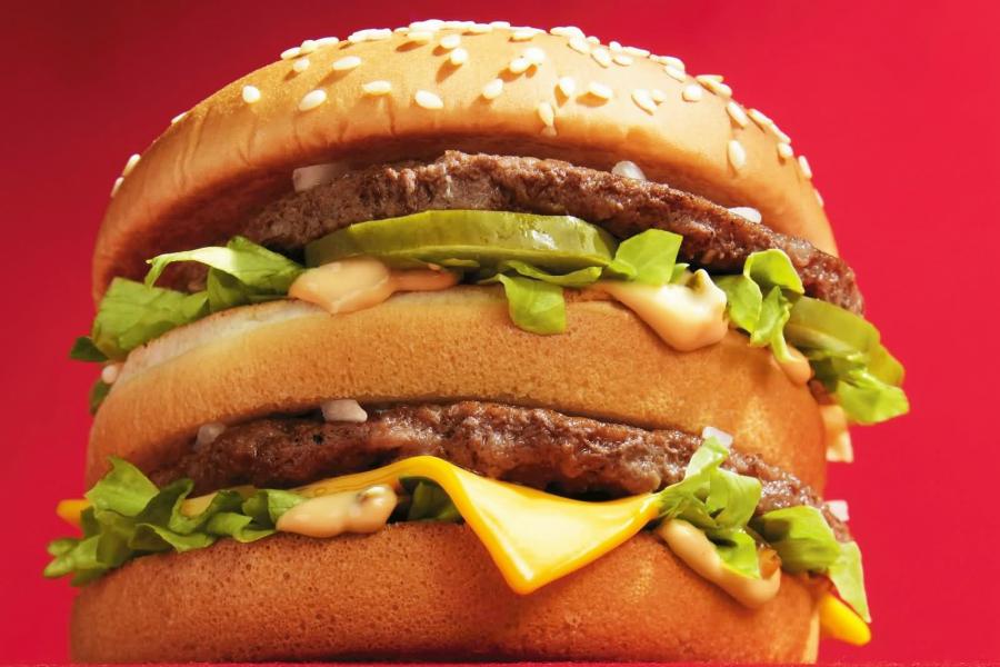 big mac pierdere în greutate pierdere în greutate