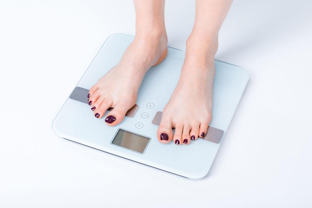 când ești bolnav, pierzi în greutate pierde matematica