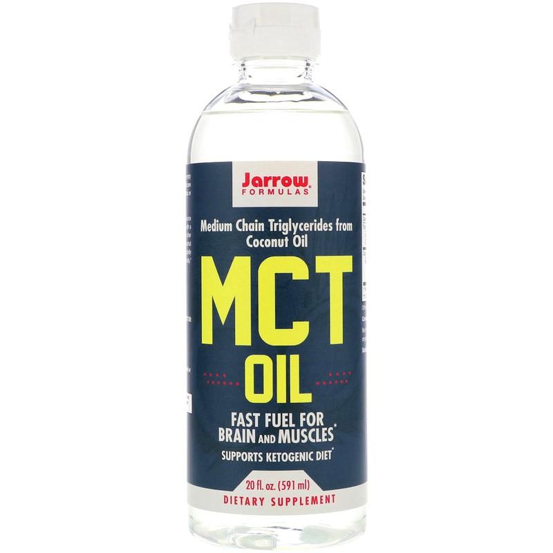 MCT ajută la arderea grăsimilor poțiune care arde grăsimi