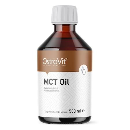 Descriere MCT OIL ml Ulei