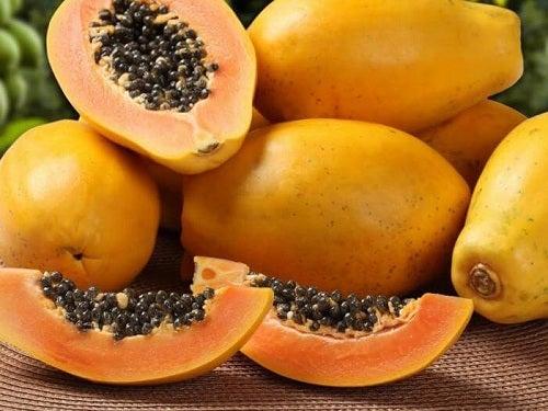 papaya ajuta la pierderea în greutate poate marijuana să mă ajute să pierd în greutate