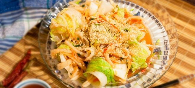 pierdere în greutate kimchi