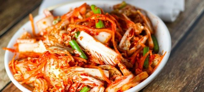 kimchi beneficiază de pierdere în greutate)