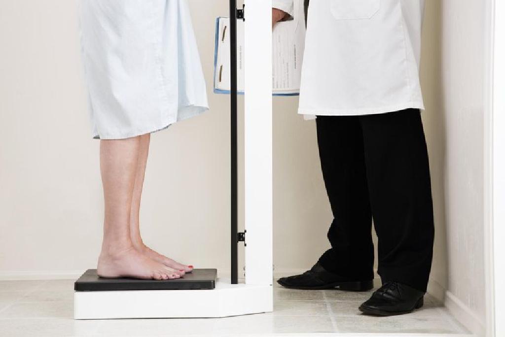 punct de referință și pierdere în greutate
