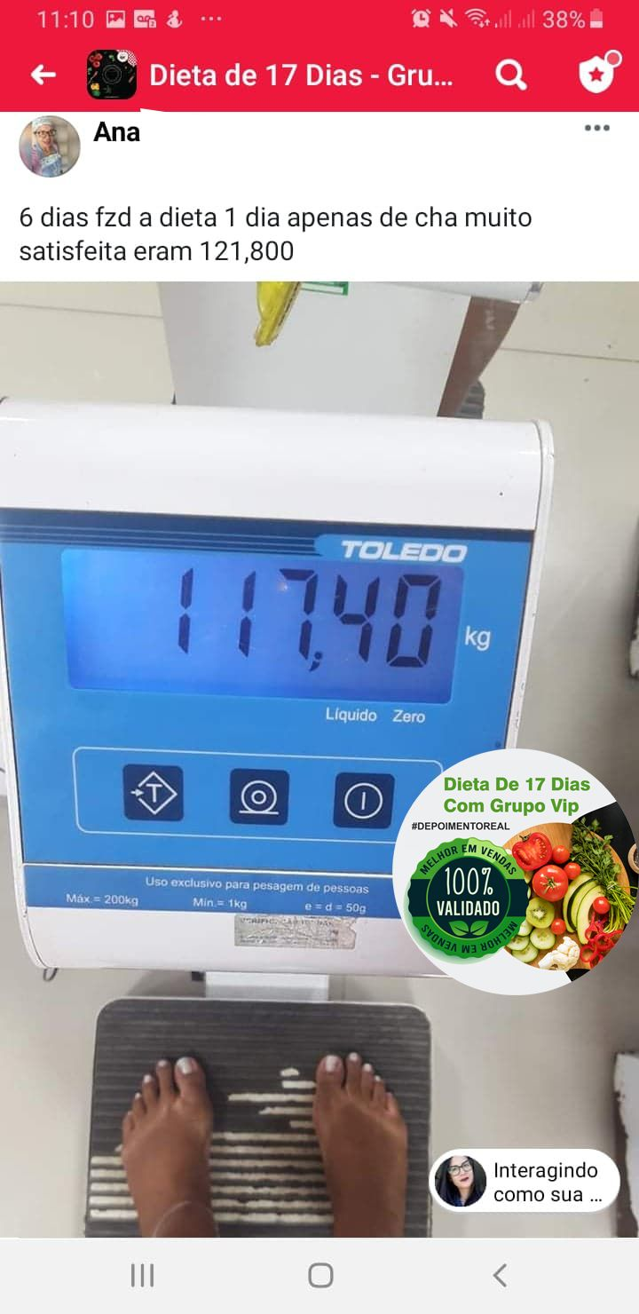 pierderea în greutate la 38
