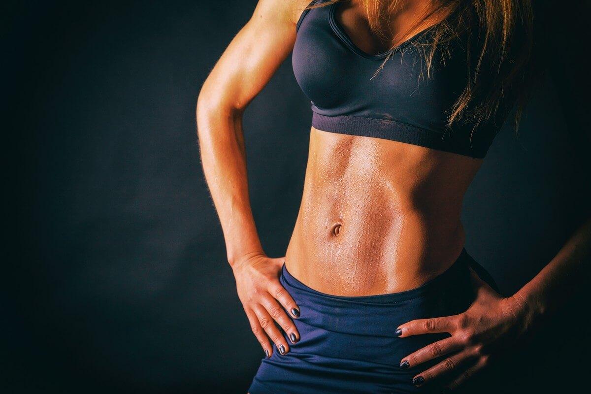 femela pierde grăsimea corporală