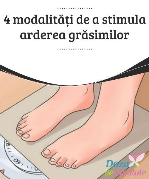 modalități de pierdere în greutate